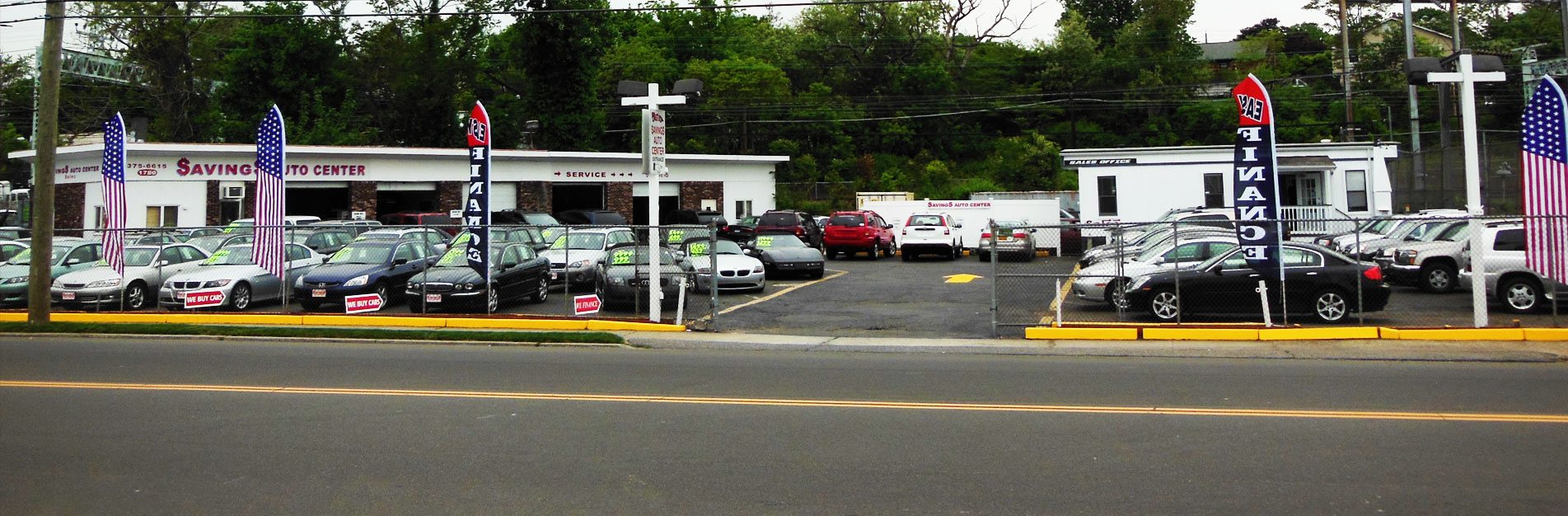 Used car dealer in Stratford, Bridgeport, Norwalk, Stratford, CT | Savings Auto Center